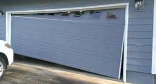 garage door won t opengarage door stuck off track  Garage door repair Arvada